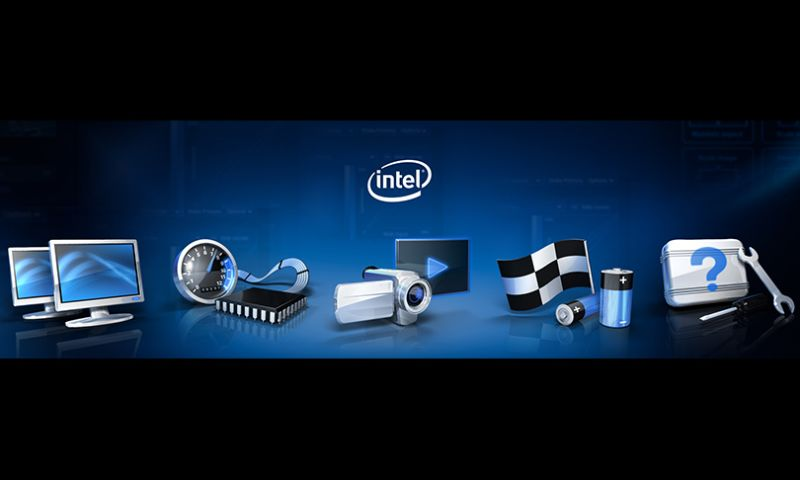 The Skins Factory - Intel Application Icon Set