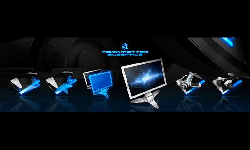 The Skins Factory - Hyperdesk's DarkMatter Icon Set