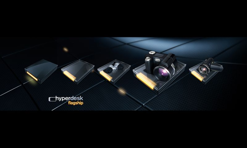 The Skins Factory - Hyperdesk's Flagship Icon Set