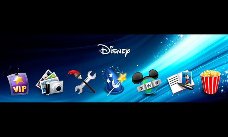The Skins Factory - Disney.com Web Icons