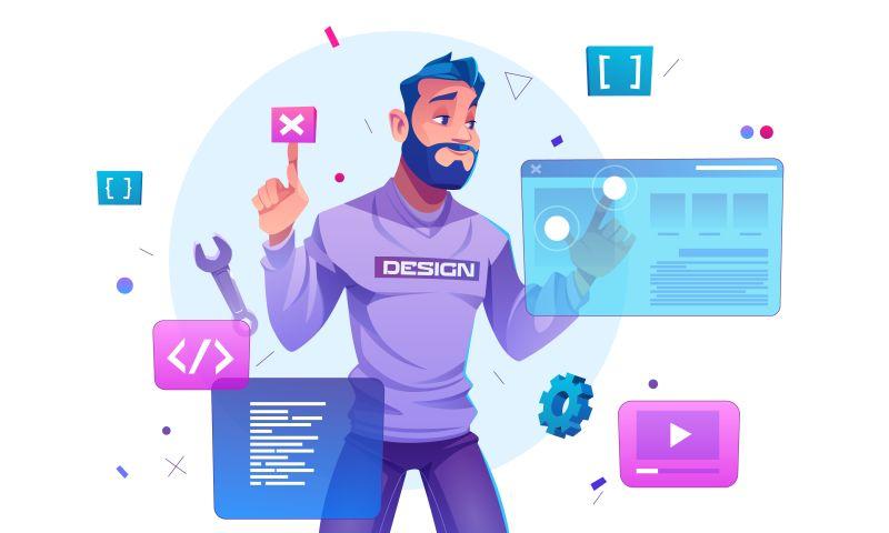 Mighty Warner - Website Design & Development