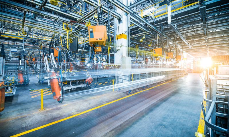 Headspring - Building autonomous microservices scales manufacturing solutions
