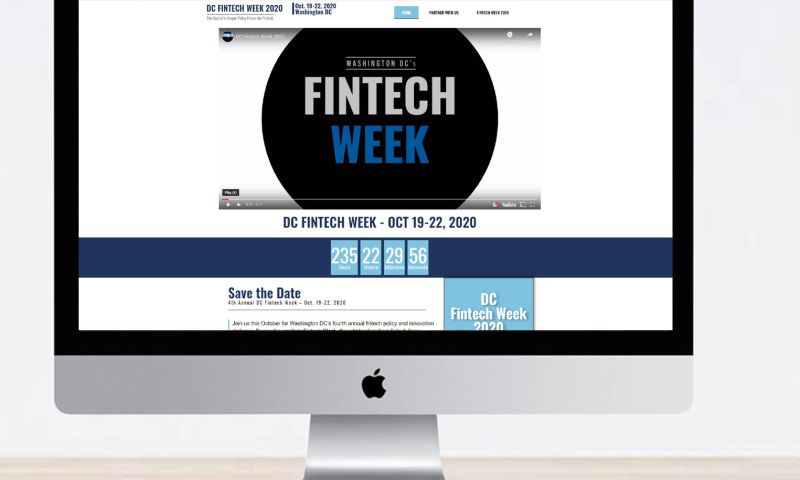 HyperX Design - DC Fintech Week - Annual Conference at Georgetown Law Center