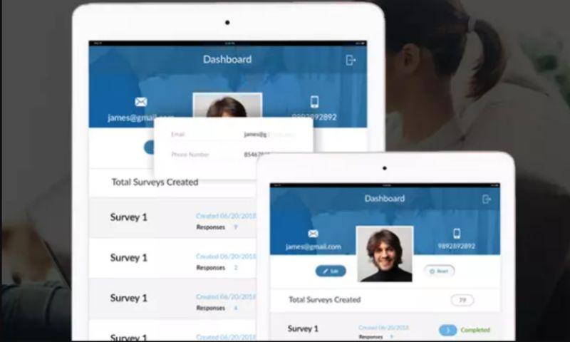 ValueCoders - Windows-Based Tablet Survey App