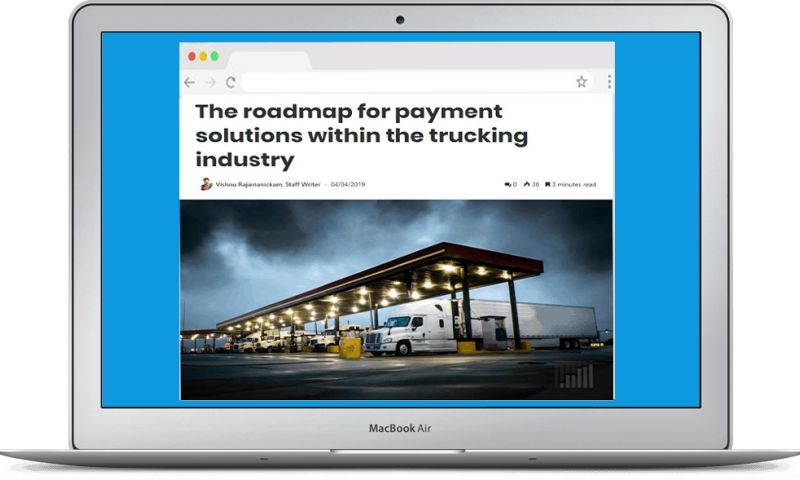 KCD PR Inc. - Communicating the roadmap for payment solutions for commercial fleets