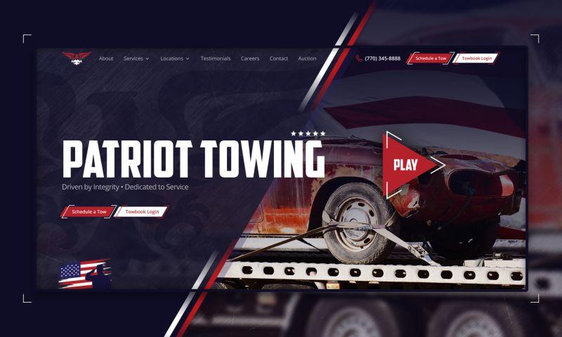 Egorov Agency - Patriot Towing   Corporate