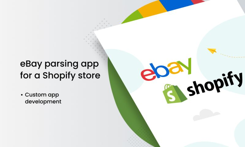 SpurIT - eBay parsing app for a Shopify store