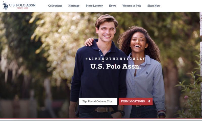 Nansen - USPA Drives Purchase Intent with New Global Brand Site