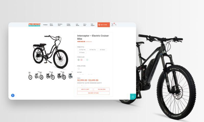 TRIARE - Full-Cycle E-Commerce Website for Logistics Company