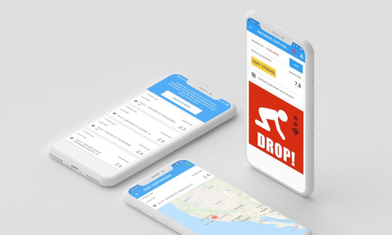 TRIARE - Mobile app that can save your life, literally.