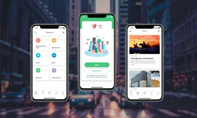 TRIARE - Marketplace for local businesses