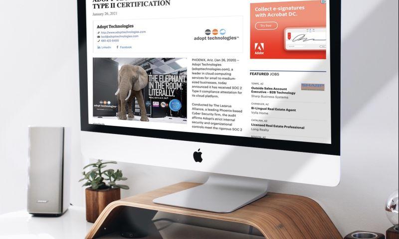 Felice Agency - Web Design Projects