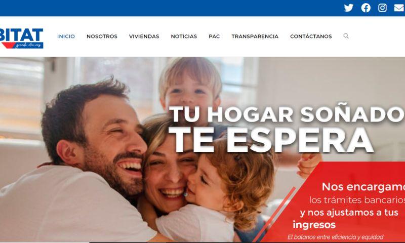 Agencia Publitek - Diseño web informativo e inmobiliario