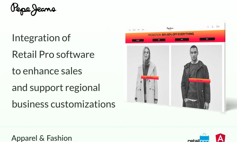 System Plus - Integration of Retail Pro software to enhance sales and support regional business customizations