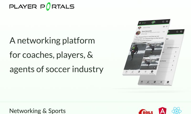 System Plus - A networking platform for coaches, players, & agents of soccer industry