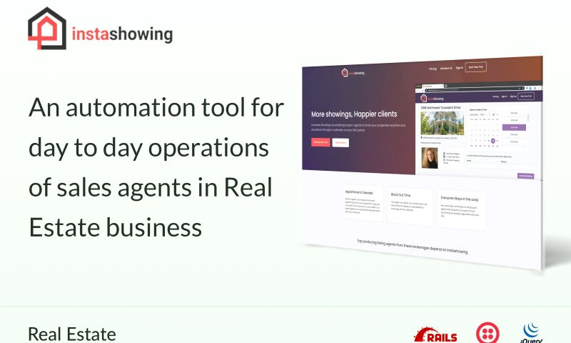 System Plus - An automation tool for day to day operations of sales agents in Real Estate business