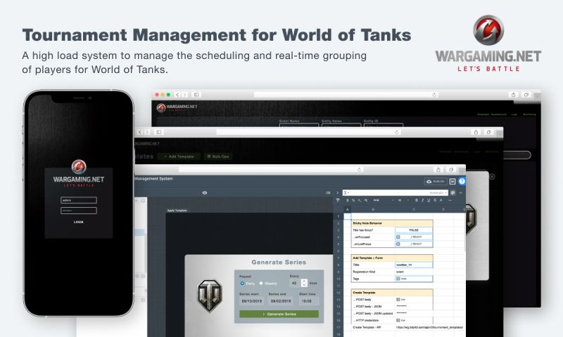SiliconMint - Tournament Management for World of Tanks