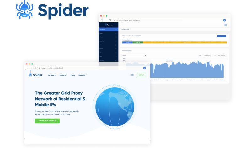 Brainhub - Spider.com