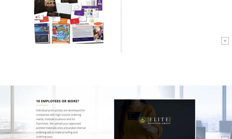 CleverLight Media - Elite Printing Group