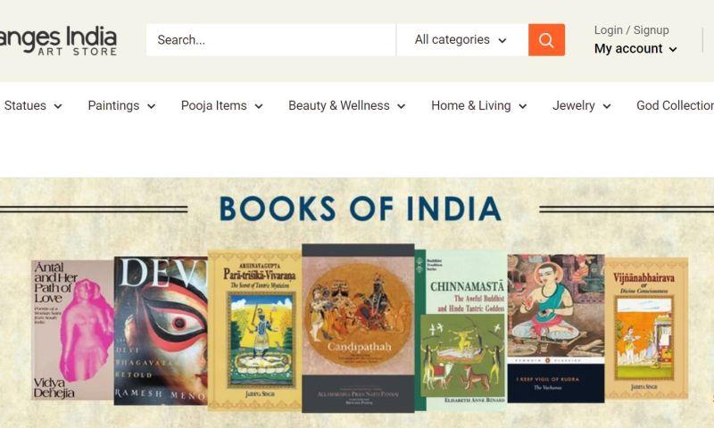 CSSChopper - Ganges India Magento Website Development