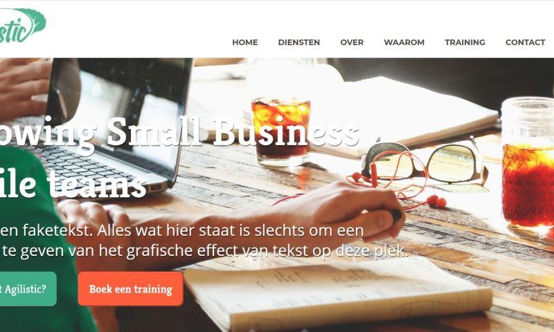CSSChopper - Agilistic Website Development