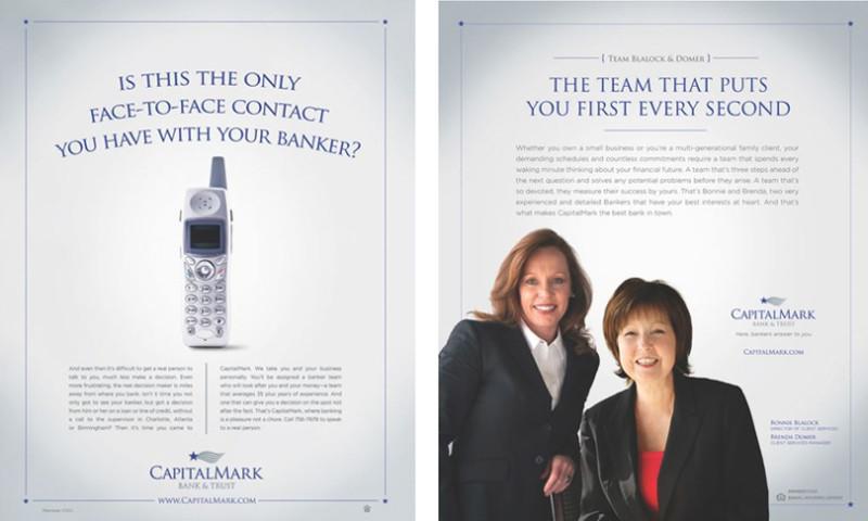 Maycreate - CapitalMark Bank and Trust