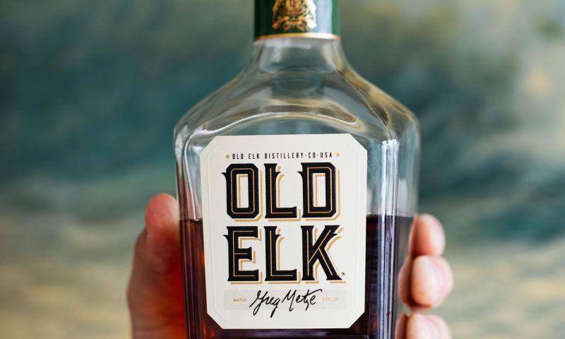 Brandt Brand - Old Elk Colorado Bourbon