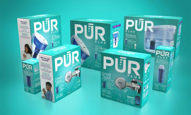 Brandt Brand - PUR Water Filtration