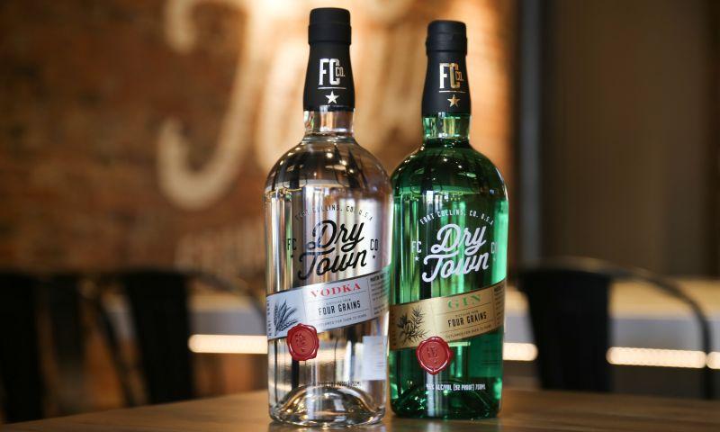 Brandt Brand - DryTown Gin & Vodka
