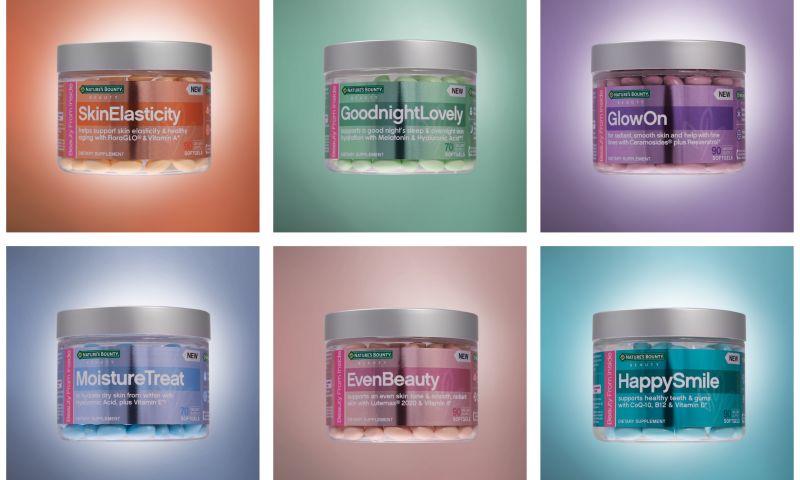 Brandt Brand - Nature's Bounty Beauty Gels