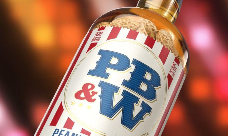 Brandt Brand - PB&W Peanutbutter Whiskey