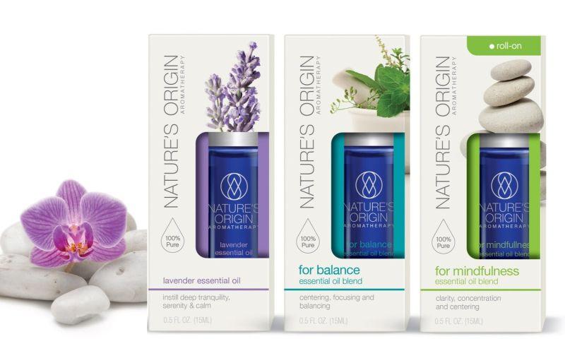 Brandt Brand - Natures Origin Aromatherapy