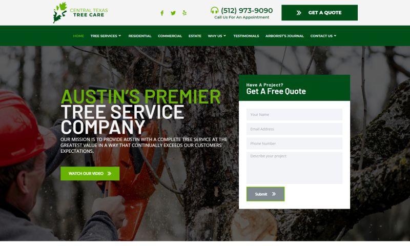 Steve The Website Guy - Central Texas Tree Care