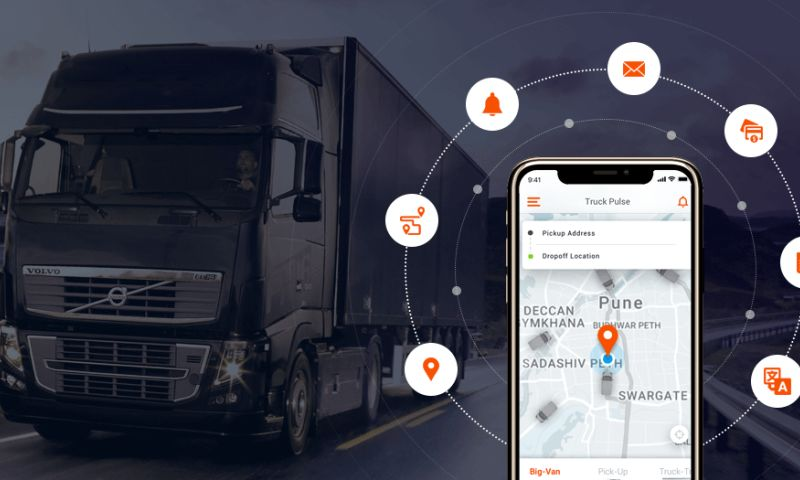 QSS Technosoft Pvt Ltd - Logistics Software Development