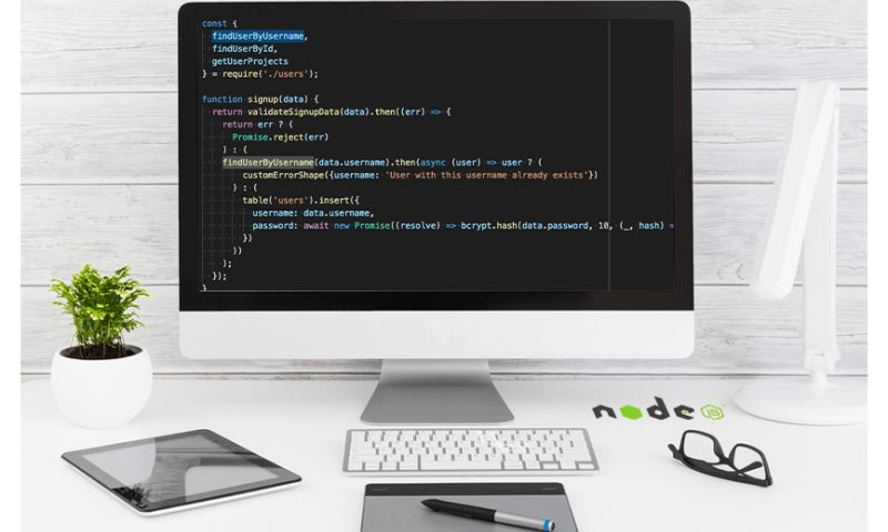 QSS Technosoft Pvt Ltd - Node.js Development Technology