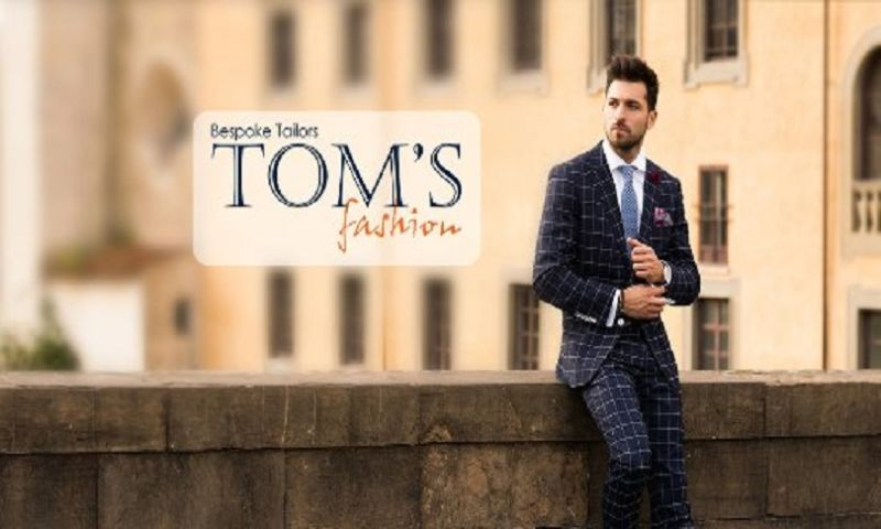 MVM Infotech - Tom's Fashion