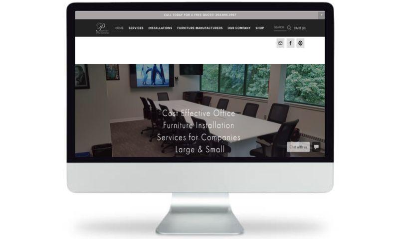 Top Notch Web Designs - Premier Office Installation