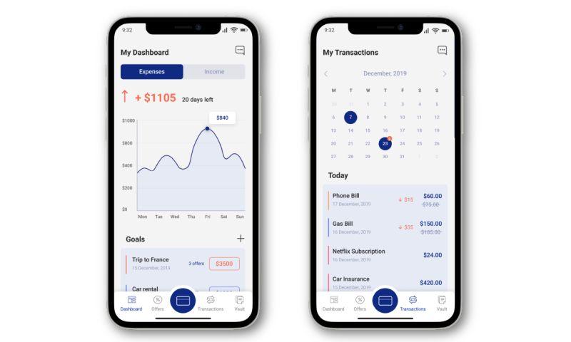 OTR - Personal Finance App