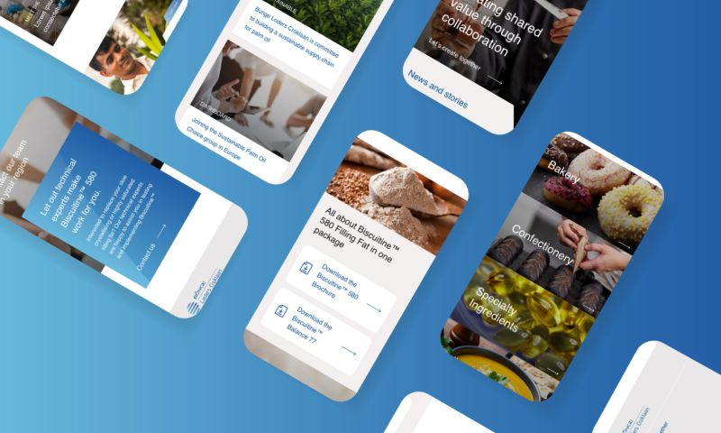 DPDK Digital Agency - Bunge Loders Croklaan: A digital makeover for a global food manufacturing giant