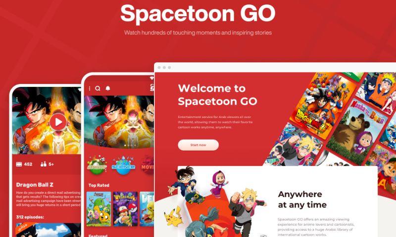 Selecto - Spacetoon GO