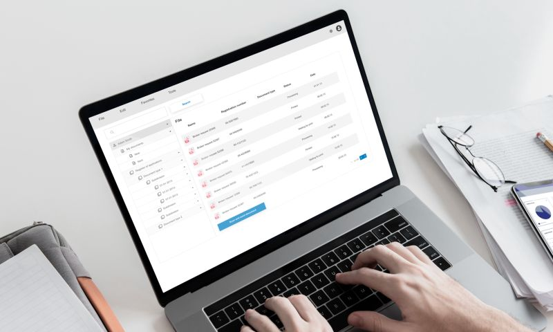 OTR - SaaS Electronic Document Management for a Bank