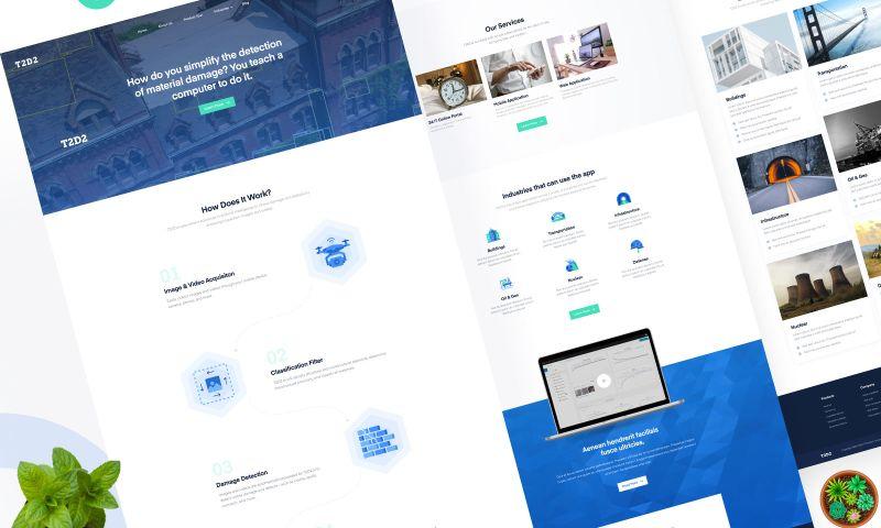 Webpop Design - T2D2