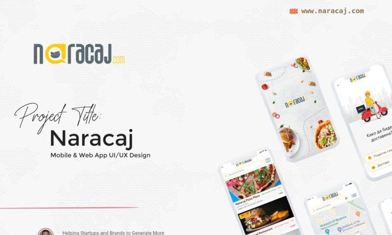 Visual Side - Food Ordering App