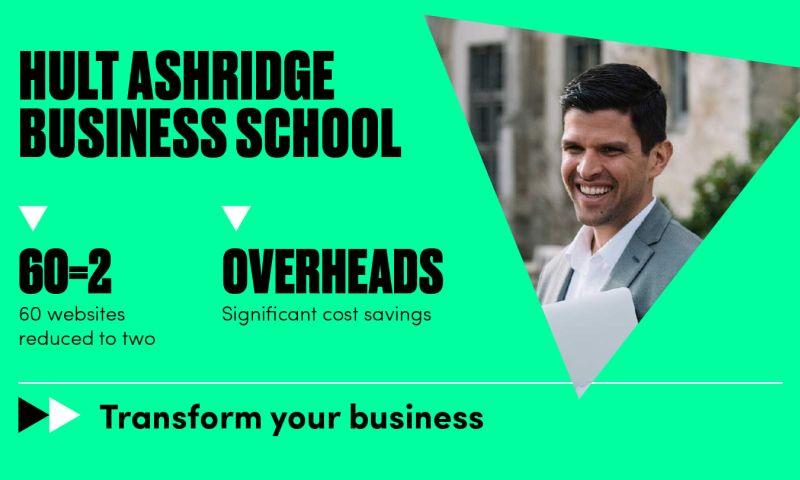 Distinction - Hult Ashridge Business School