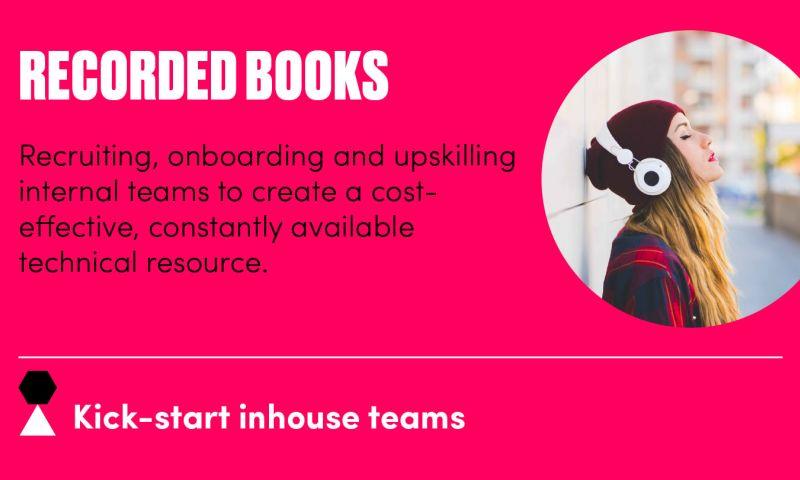 Distinction - Recorded Books: Team