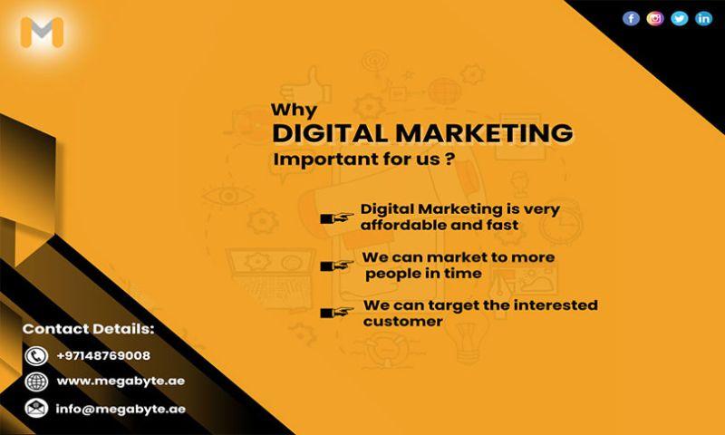 Megabyte - Digital Marketing Agency in Dubai