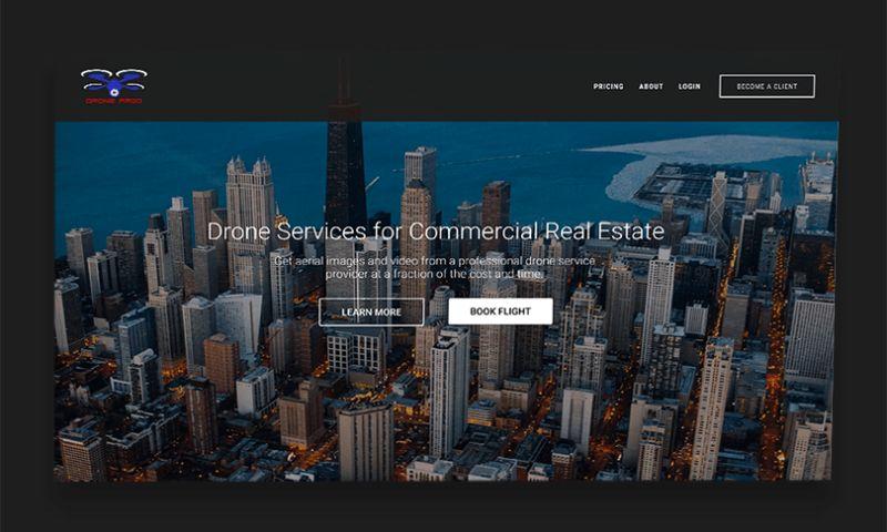 Levo Web Development - Drone Pro's