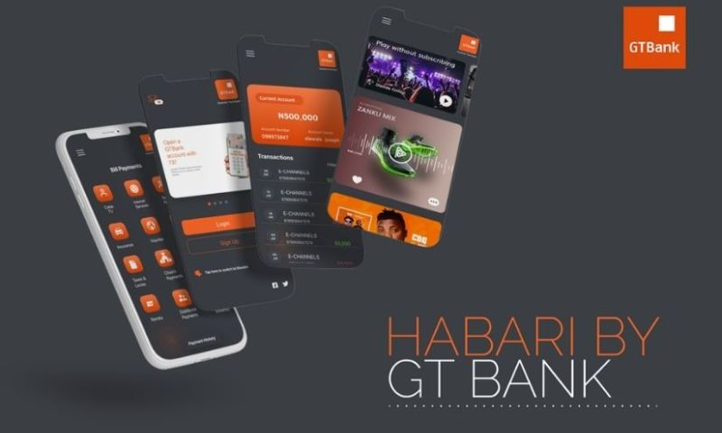 Solution Analysts Inc - HABARI BY GT BANK