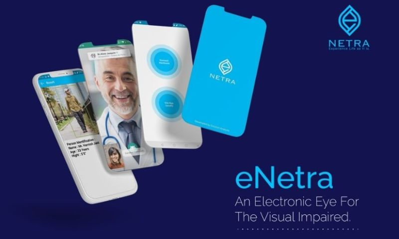 Solution Analysts Inc - ENetra - IoT-based App & Wearable Device