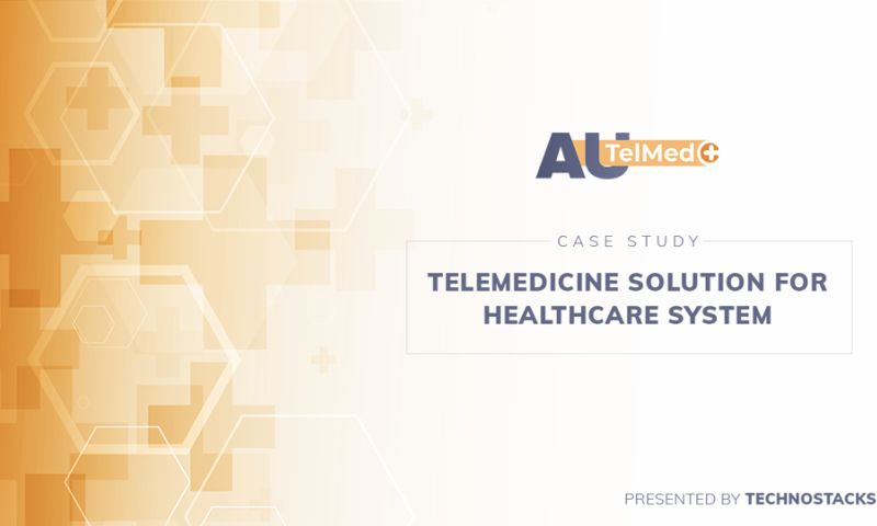 Technostacks Infotech Pvt. Ltd. - Healthcare Telemedicine Solution
